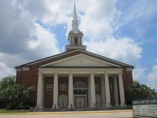 Temple Baptist Church Ruston