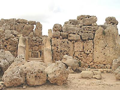 Temple De  Ggantija