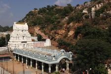 Temple Hillside View