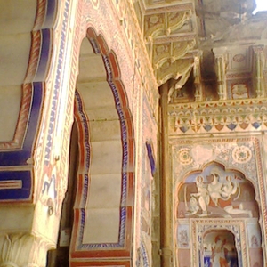 Temple In Nawalgarh