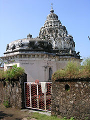 Temple Inside The Fort