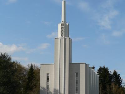 Temple Mormon  Berne
