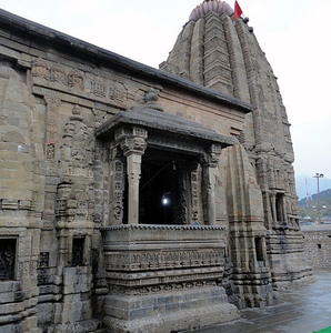 Temple Of Baijnath