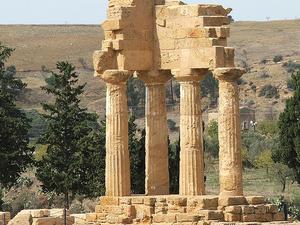 Templo de Cástor y Pólux