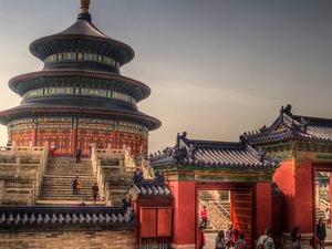 China Ancient Architecture Tour Photos
