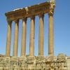 Temple Of Jupiter - Baalbek - Lebanon