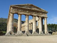 Temple Of Segesta - Trapani - Sicily - Italy