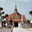 Temple Of Wat Pho In Bangkok