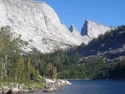 Temple Peaks Surrounding Landscape