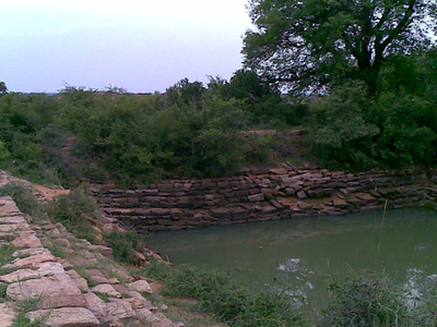 Temple Side Pond