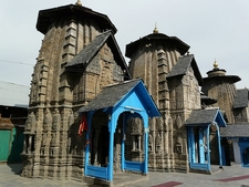 Temples In Row @ Chamba