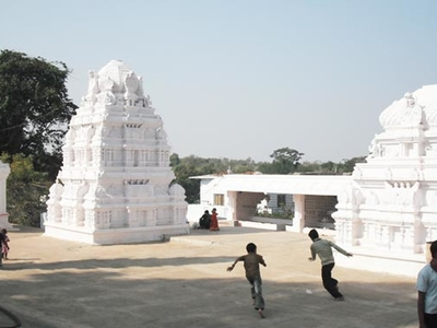Temples Inners View