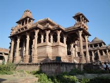 Temple-Style Cenotaph