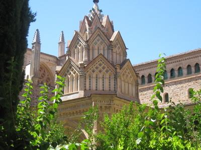 Templete Del Monasterio De Guadalupe