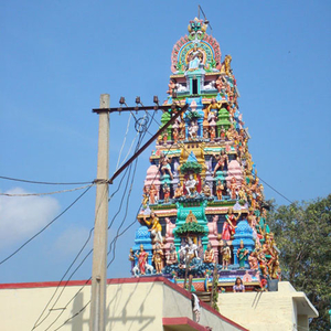 Temple Upper Side View