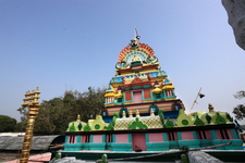 Temple Upper View