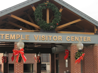 Temple Visitor Center