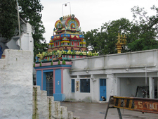 Temple View From Right Side