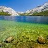 Tenaya Lake In Yosemite NP