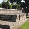 Tenayuca Temple Altar - Valley Of Mexico - Mexico