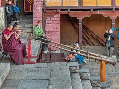 Tengboche Monastery - Khumbu - Sagarmatha NP