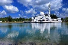 Tengku Tengah Zaharah In Kuala Terengganu