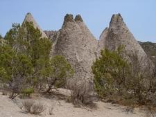 Tent Rocks Entrance