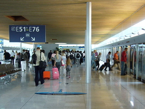 París Charles De Gaulle Airport