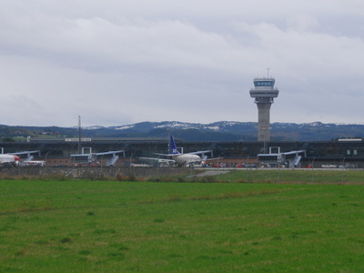 Terminal Trondheim Airport
