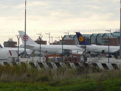View Of The Apron
