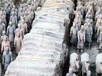 Terracotta Warriors Xian Cts Horizons