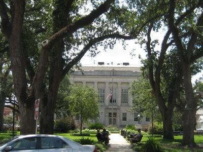 Terrebonne Parish Courthouse Houma