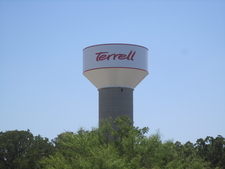 Terrell Water Tower