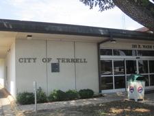 Terrell City Hall