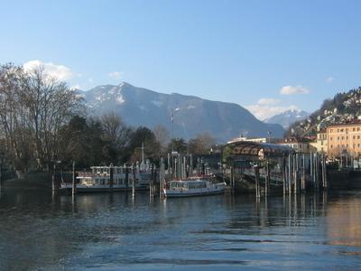 Harbor Of Locarno