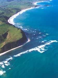 Te Tapuwae O Rongokako Marine Reserve View