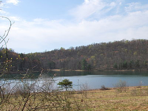 Teter Creek Lake