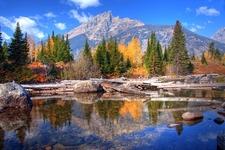 Teton Range - Wyoming