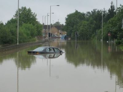 Tewkesbury Floods