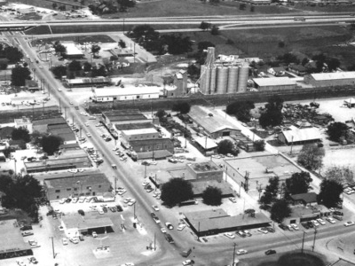 Texas Richardson Main Street 1 9 5 0