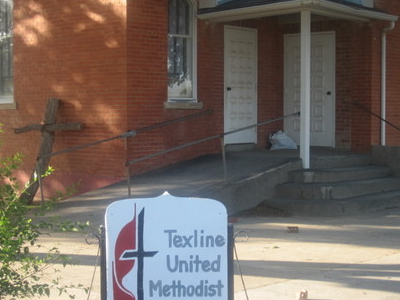 Texline    United  Methodist  Church