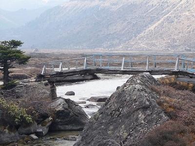 Thangu Bridge View - Sikkim