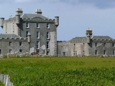 New Breacacha Castle