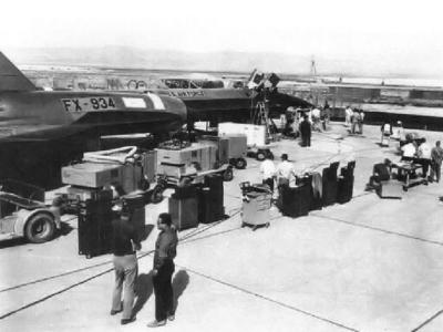 The 2nd YF-12A Interceptor