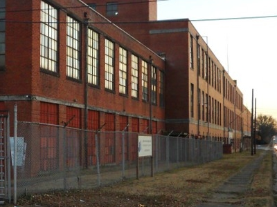 The Abandoned Johnson Industries Fiber Products Division Lantuck