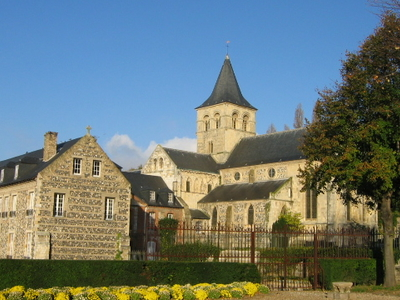 The Abbey Of Graville