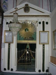 The Alleged Türbe (tomb) Of Hazreti Cabir (Jabir)