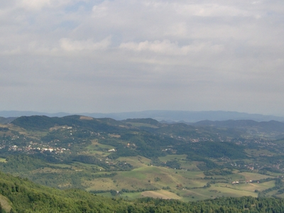 The Ancient Volcano Of Banska Stiavnica