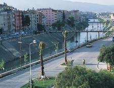 Asi Orontes River Antakya