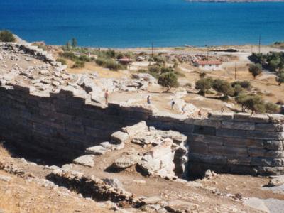 Theatre At  Thorikos